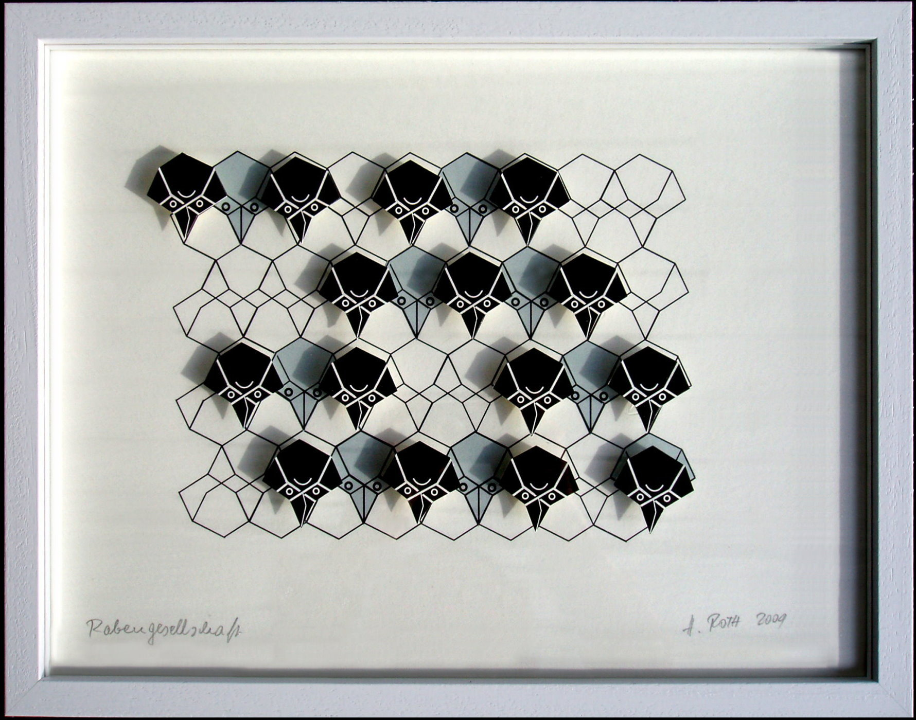 Diamantgitter-Rabengesellschaft