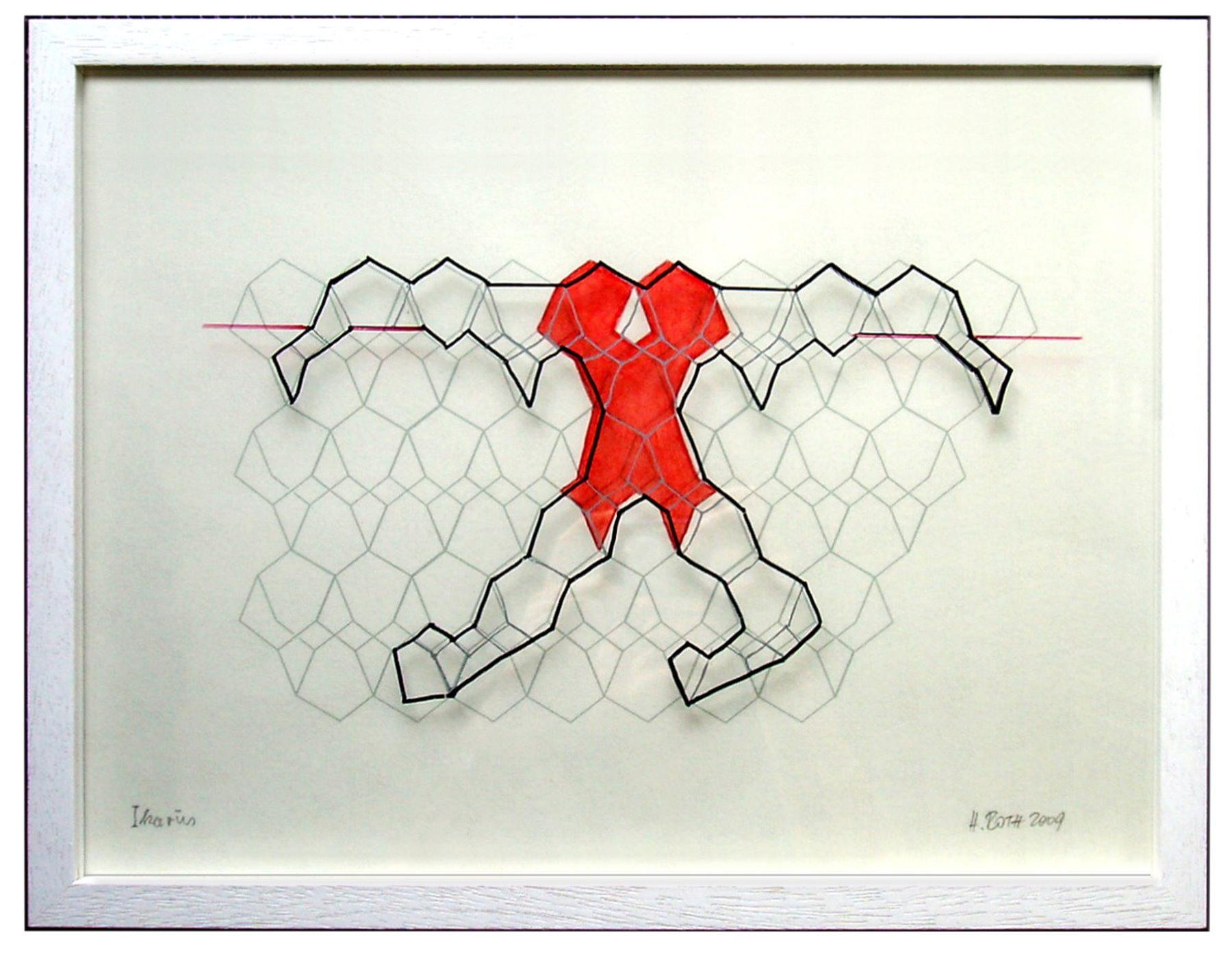 Diamantgitter-Ikarus