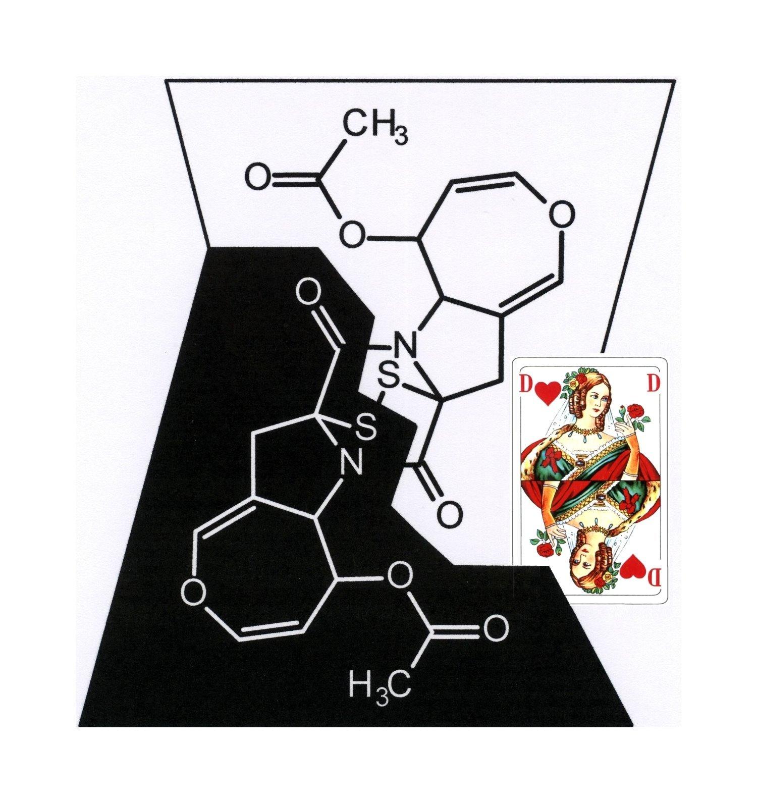 Acetylaranotin - Spielkarte