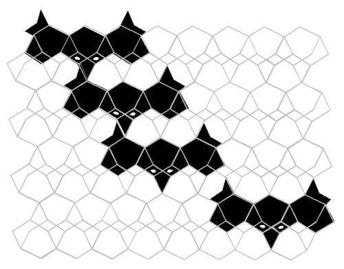 Raben im Diamantgitter