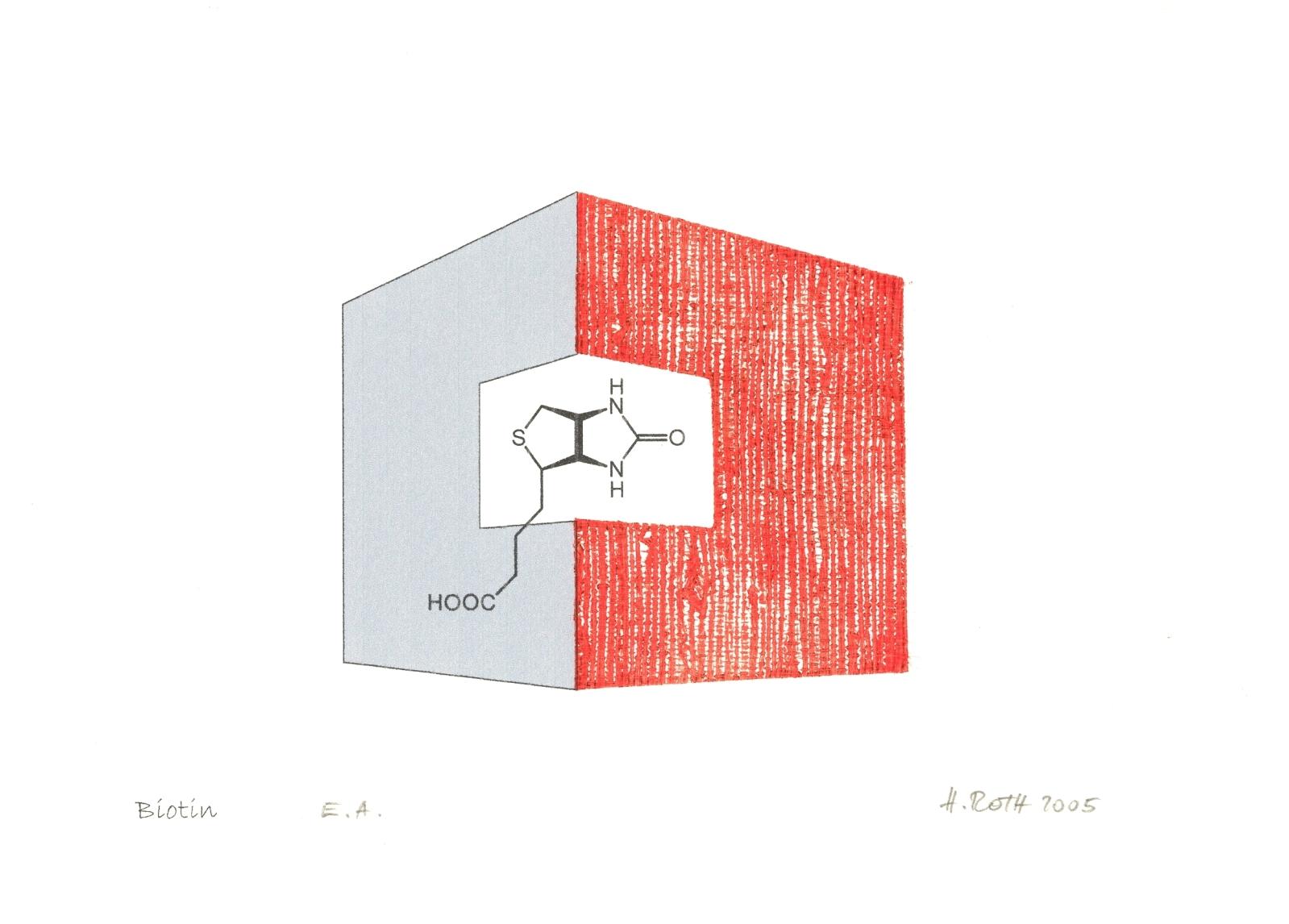 Biotin - Grafik