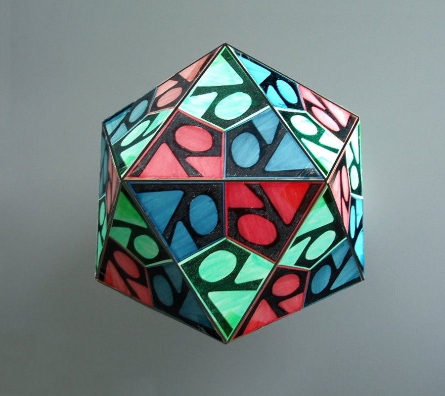 Virus - Dodekaeder