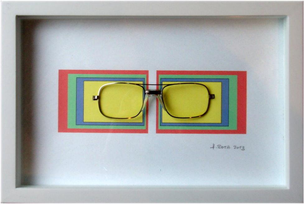 Farbenbrille