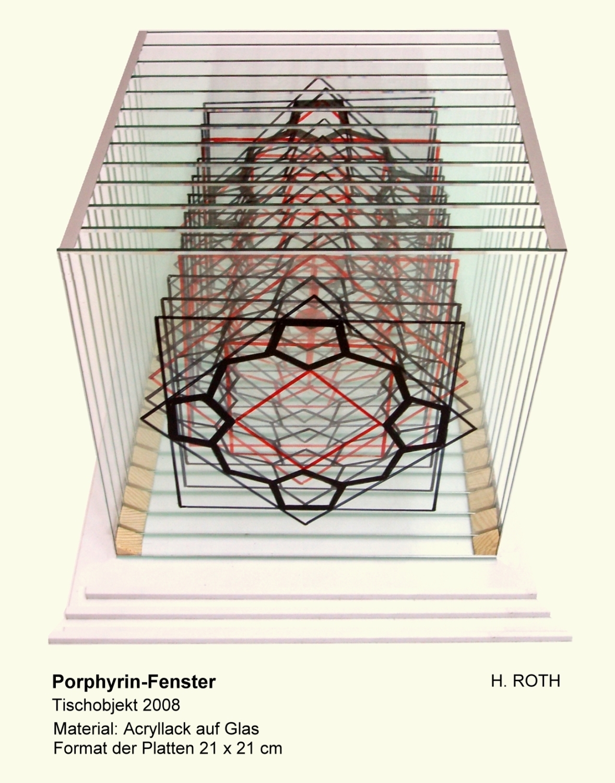 Porphyrin-Fenster