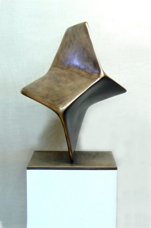 Twistan Bronzeplastik