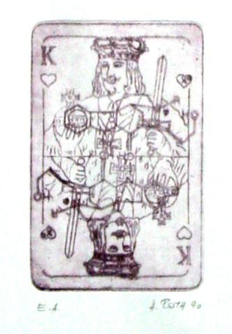 C-Toxiferin als Spielkarte